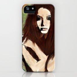 Tristesse iPhone Case