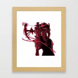Klaus Von Reinherz Framed Art Print