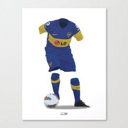 Boca Juniors 2011/12 Canvas Print