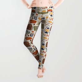 Woodland Wanderings Leggings