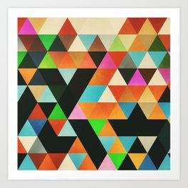 ryylld pyg Art Print
