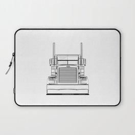 Flat Top Pete Laptop Sleeve
