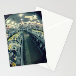Amoeba Records, San Francisco  Stationery Cards