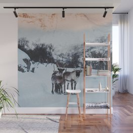 Hitch-hikers - Landscape and Nature Photography Wall Mural
