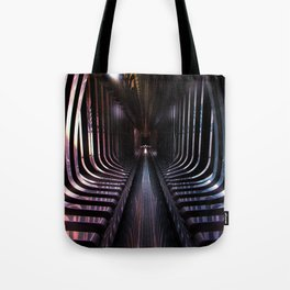 Split Infinities Tote Bag