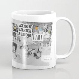 The Road of Life Coffee Mug
