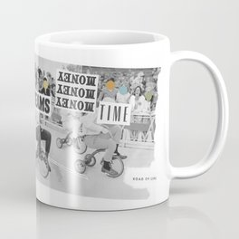 The Road of Life Coffee Mug