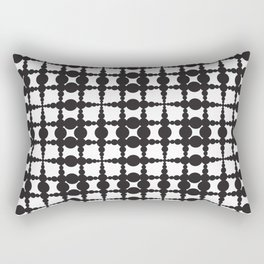 Globule pattern Rectangular Pillow
