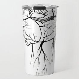 Heart Roots Travel Mug