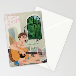 Elio - Call me by your Name Stationery Cards