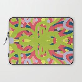 Geometrical- LIME Laptop Sleeve
