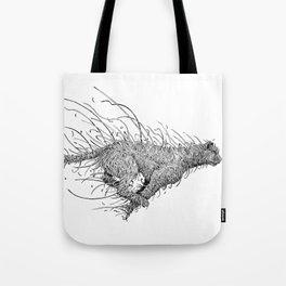 Strings Tote Bag