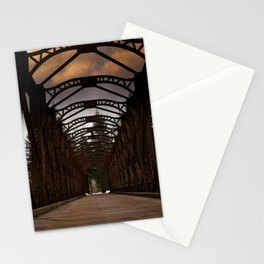 The Old Railway Bridge - Slovenia Stationery Cards