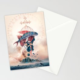 FlyFish Stationery Cards