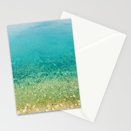 Mediterranean Sea, Italy, Photo Stationery Cards