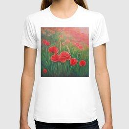 Poppy Meadow T-shirt