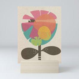 La Flor Mini Art Print