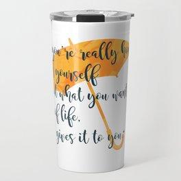 Honest Travel Mug