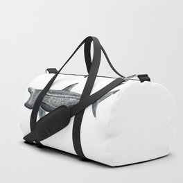 Basking shark (Cetorhinus maximus) Duffle Bag
