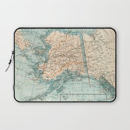 Vintage Alaska Laptop Sleeve