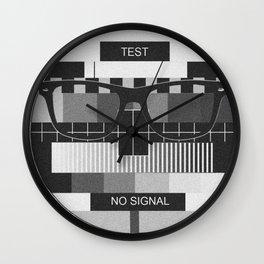 Retro Geek Chic - Headcase Oldschool Wall Clock