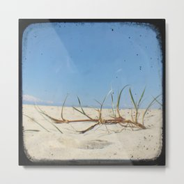 Sand Dunes - Through The Viewfinder (TTV) #2 Metal Print