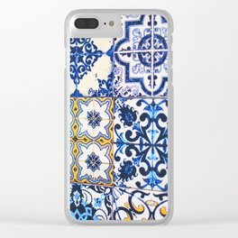 319. Azulejos Best Of, Porto Clear iPhone Case