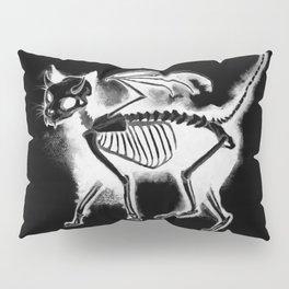 Devil Kitty - inverted Pillow Sham
