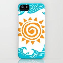 Seaside Bliss iPhone Case