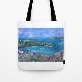 Cruz Bay, St. John Tote Bag