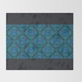 WEIMARANER BLUE Throw Blanket