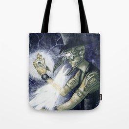 Shadow Man 3 Tote Bag