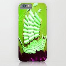 Asian Battle Ship iPhone 6s Slim Case