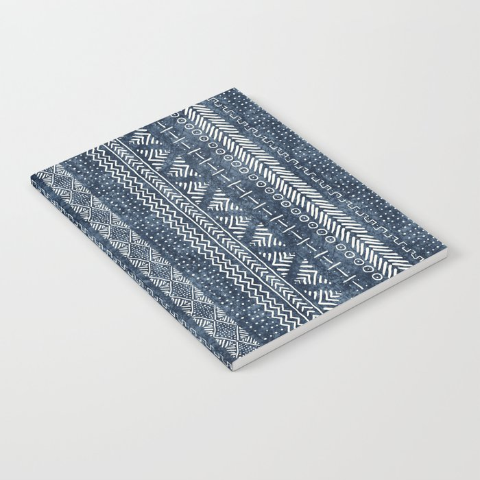 Mud Cloth Stripe Notebook