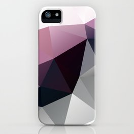 Aubergine iPhone Case