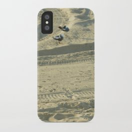 Traces iPhone Case