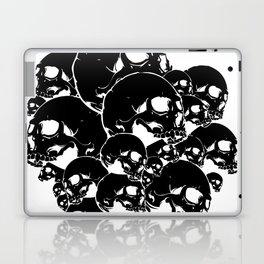 Skulls 2 Laptop & iPad Skin