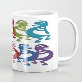Tribal Kokopelli Coffee Mug