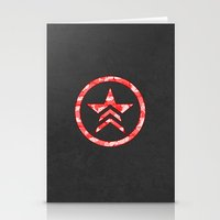 """n7 Stationery Cards featuring """"My Favorite Things"""" Renegade by Helenasia"""