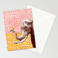 New Friends 2 by Eric Fan & Garima Dhawan Stationery Cards