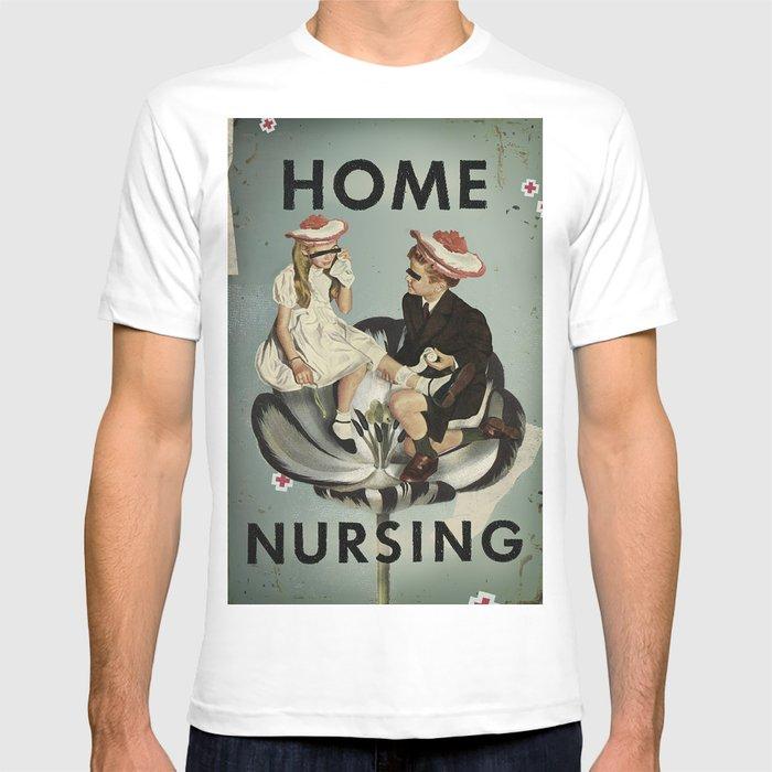 Home Nursing T-shirt