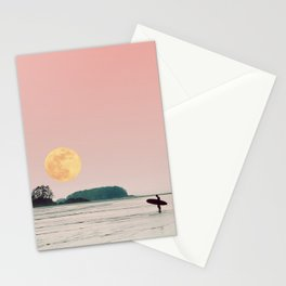 surfs up Stationery Cards