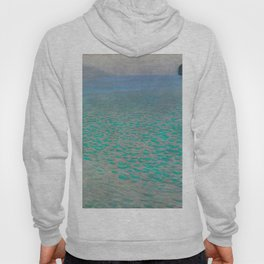 """Gustav Klimt """"Lake Attersee"""" Hoody"""