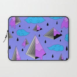 Purple Py Laptop Sleeve