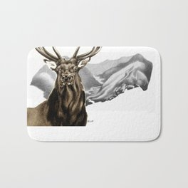 Heart of The Hunted Bath Mat