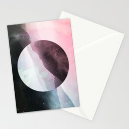 Serenity in Rose Stationery Cards