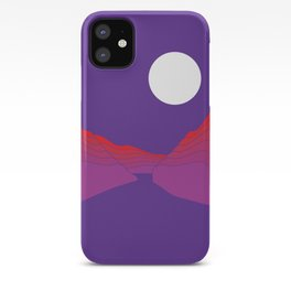 Amethyst Ravine iPhone Case