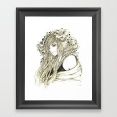 Kimir- Ra Framed Art Print