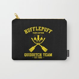 Hufflepuff Quidditch Carry-All Pouch