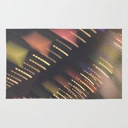 Lights and Pennants Rug